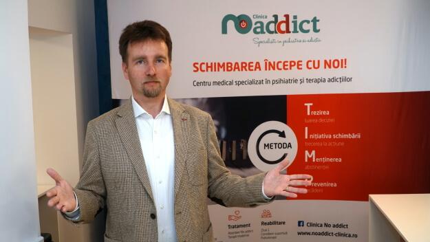 Clinica No addict - un concept nou de abordare a adicțiilor