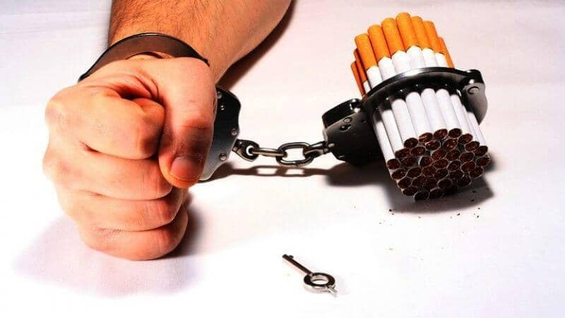 Dependența de fumat
